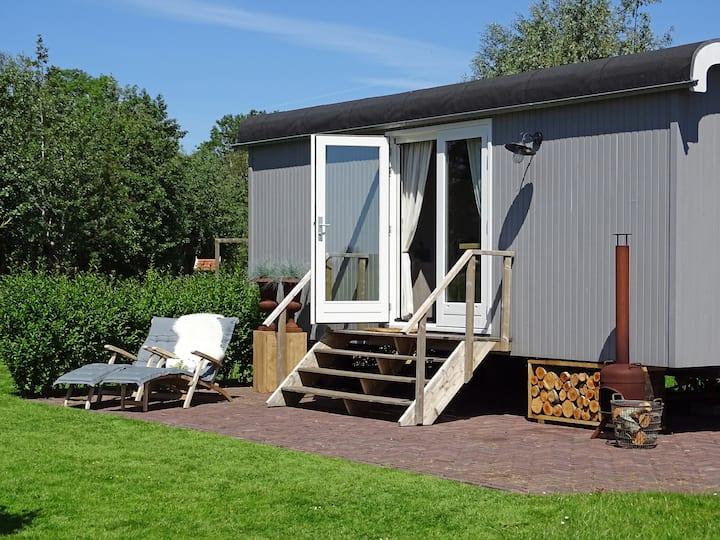 Tiny House in landelijke omgeving
