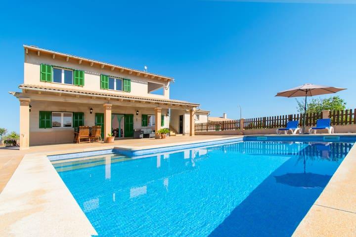 Finca BALLESTER, 4 con piscina en Santa Margarita