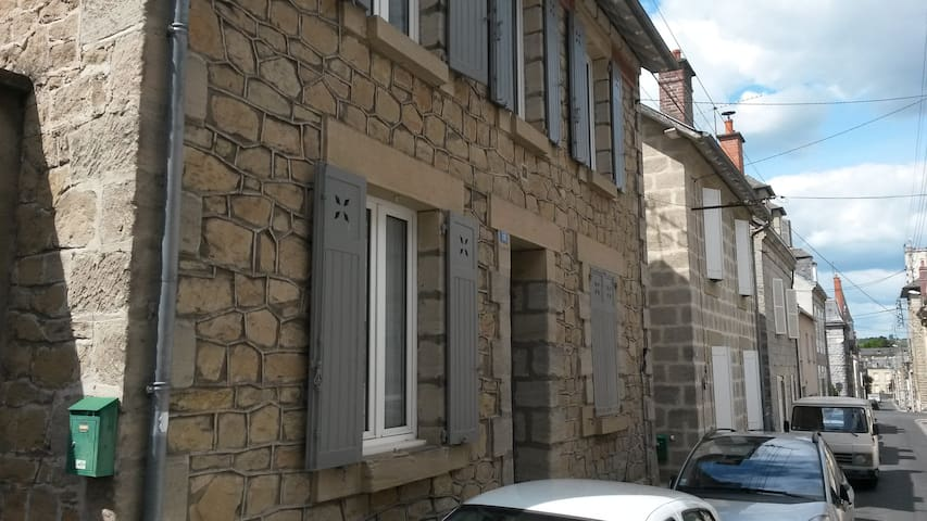 Maison centre ville - Brive-la-Gaillarde - House