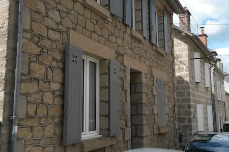 Maison centre ville - Brive-la-Gaillarde - Talo