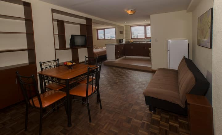 Fully Furnished Apartment in the Heart of Cuenca