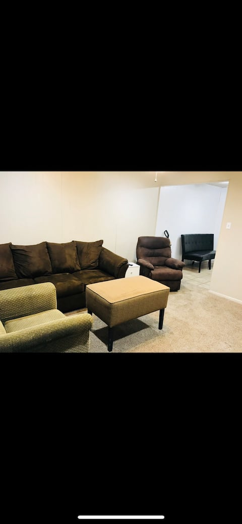 Beautiful fully furnished home away from home !!