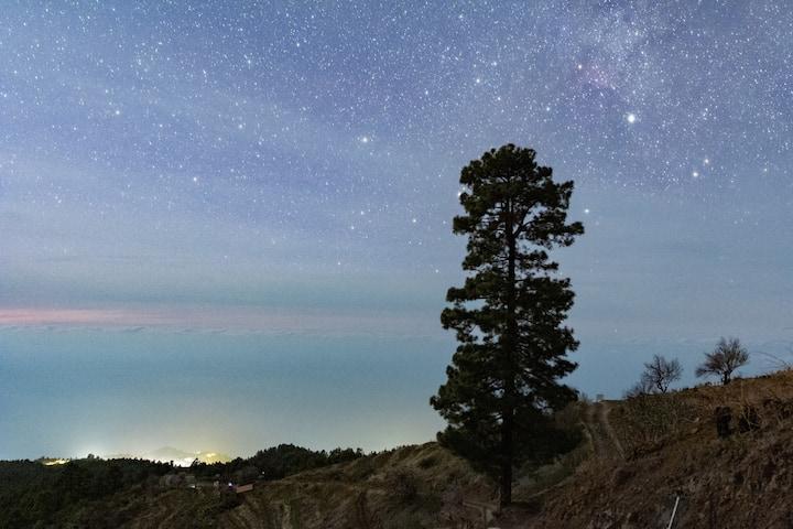 Casa Monte  für Astrourlauber und Naturliebhaber