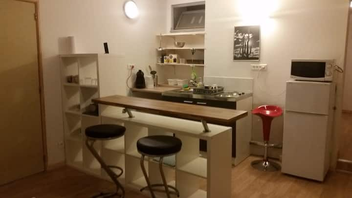 bel appartement f3 scandinave en duplex