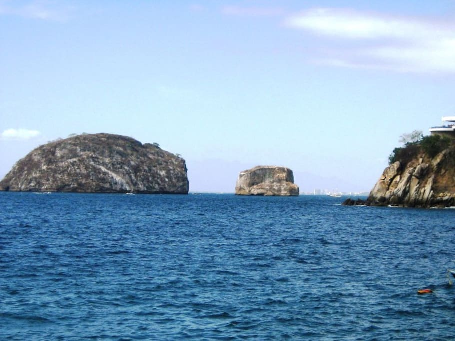 Los Arcos- Pacific Ocean -Whale Watching !!