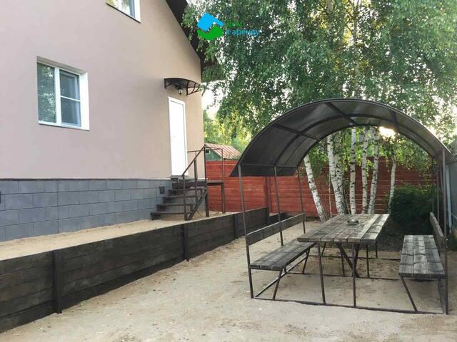 Дом 70 кв в Оселье рядом с Рузским водохранилищем