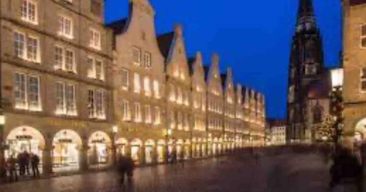 Moderne Wohnung in Münster zu vermieten