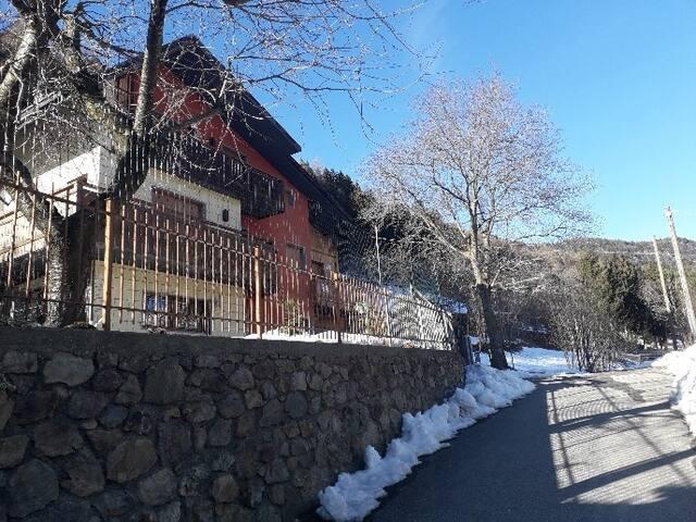 casa trekking piz-tri
