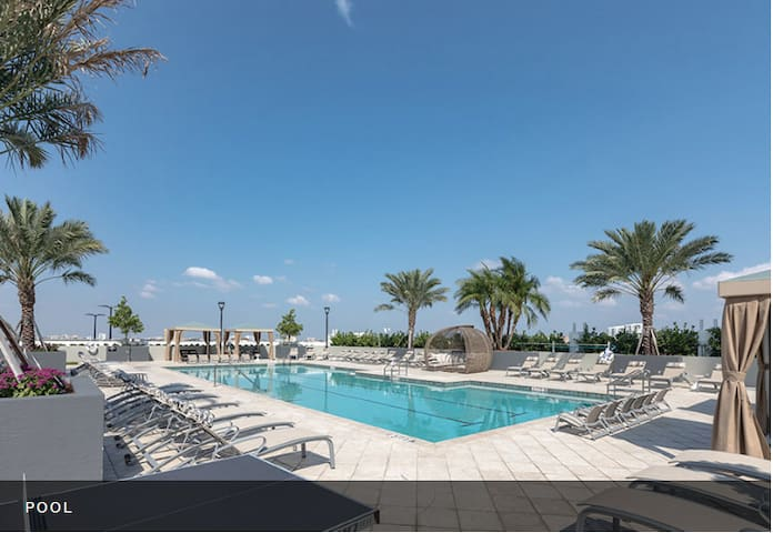 New, Spacious Apartment in the Heart of Brickell