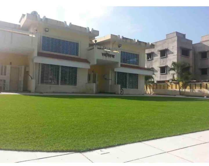 Swastik Villa 2 3BHK 2000 Sq Ft   shared Lawn