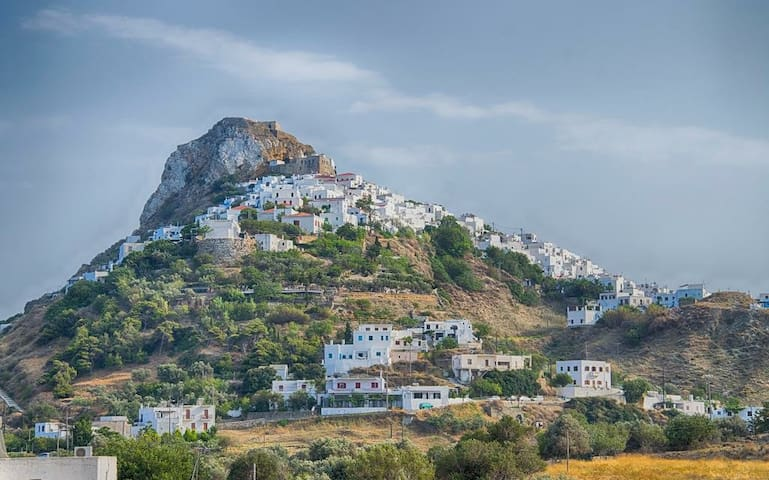 Apatsini  little homes - Skyros - Apartmen