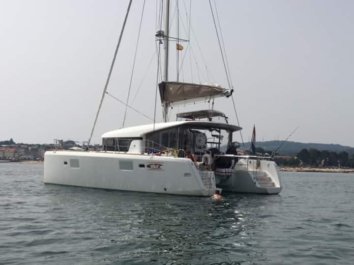 Sail Malaga Andalucia in style!