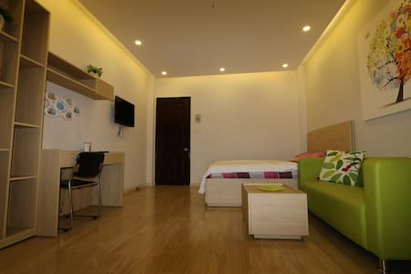 Lucky Studio - Safe and peaceful - Ho Chi Minh City