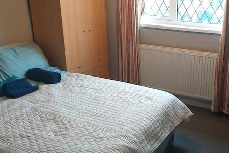 Double room in Beverley 1