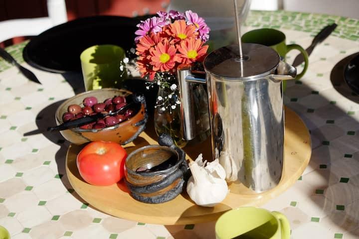 Olive Alchemy - Idyllic Nature Retreat - Fern