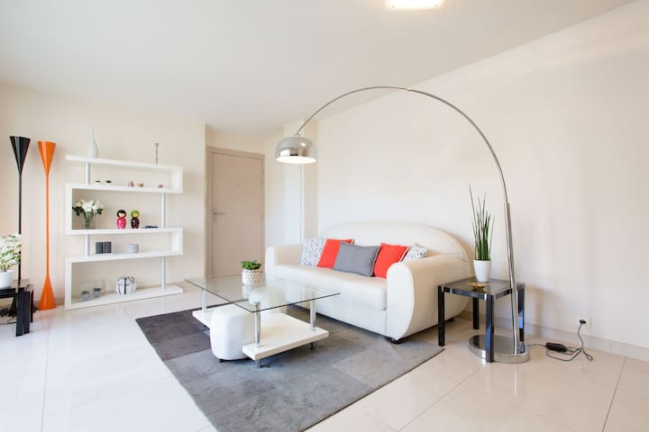 1 bedroom 6 mn walking from Palais