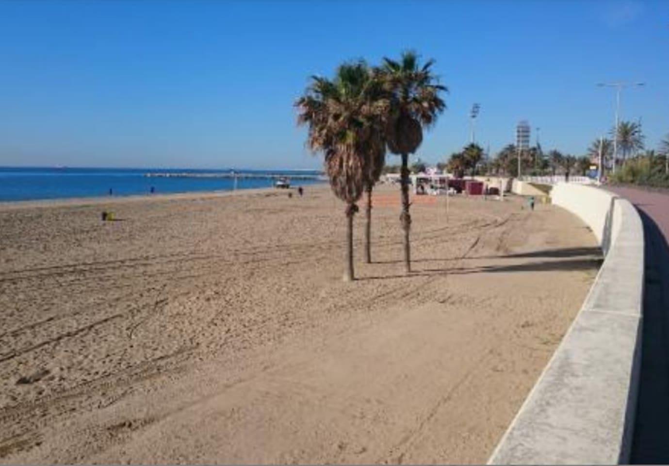 1/19 Playa Marbella a 2 minutos de casa / Marbella beach 2 minutes walk from home