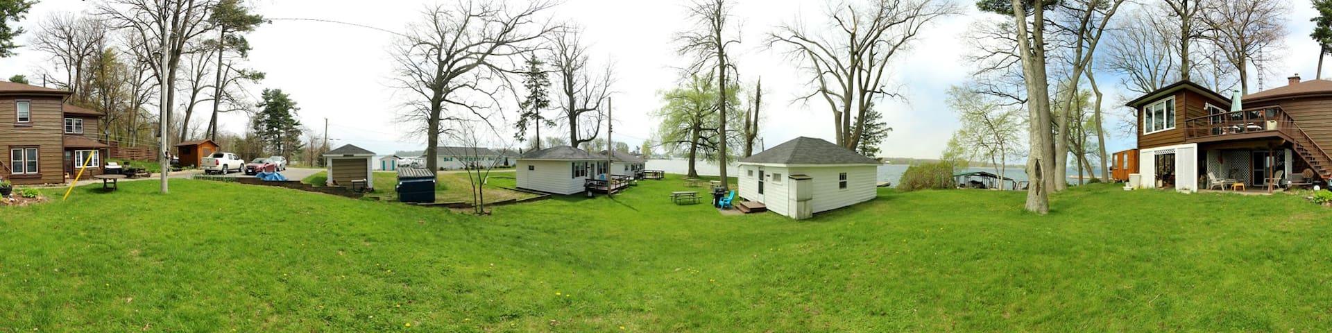 The Pines Riverfront Cottages - Cottage 1