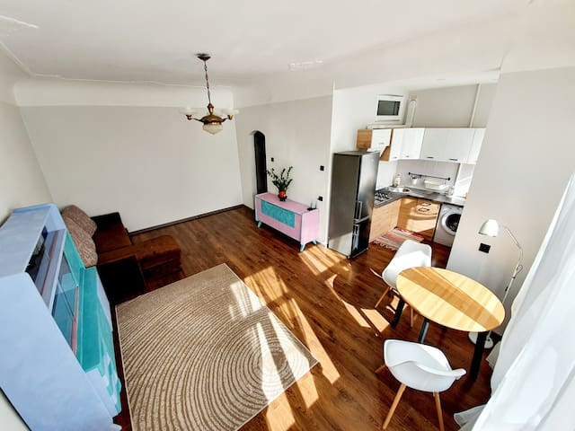 New Apartment in Riga City Centre for two