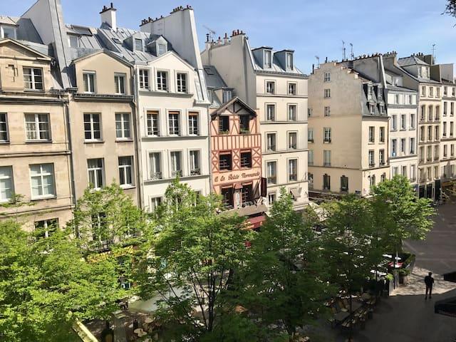 cosy flat in the city center-Louvre - Paris - Apartemen