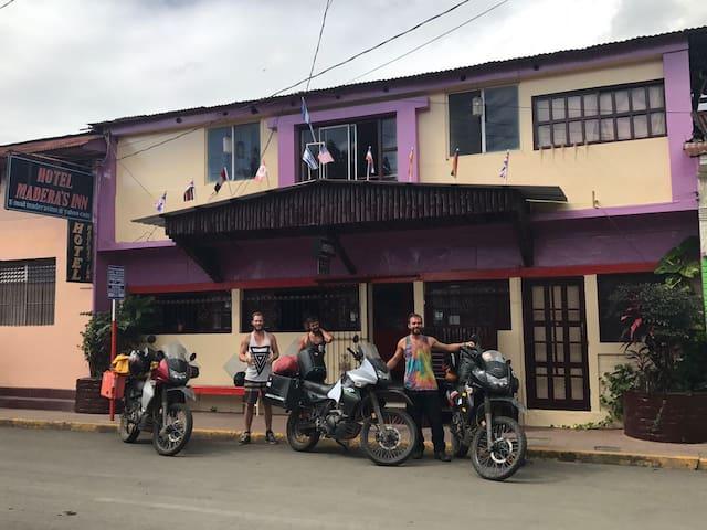 Hotel Maderas Inn Masaya, Nicaragua - Masaya