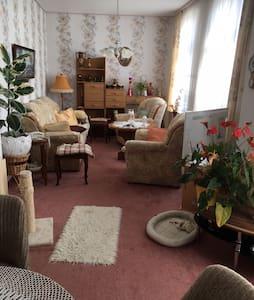 Ganze Wohnung  für 3 Gäste (65qm) in Grabow