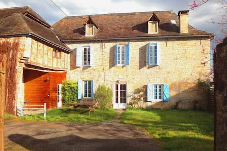 Ancienne ferme béarnaise - Oloron-Sainte-Marie - Rumah