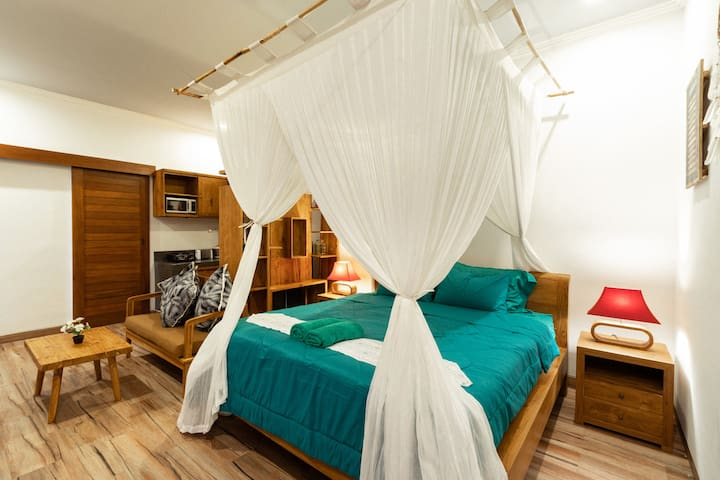 Studio Room Kubu GH seminyak 15mnt to the beach