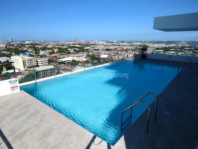 5-person Mabolo Garden Flats FREE WiFi Cable Water