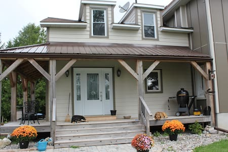 Charming country home getaway. East of Ottawa. - Ottawa - Casa