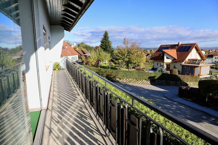 Haus mit Garten in Fürstenfeld (Genußcard)