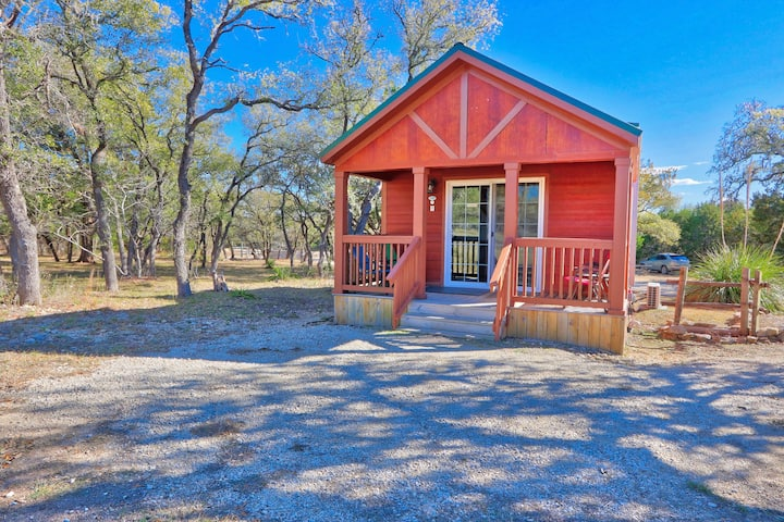The Ranch at Wimberley- Jacob's Well Cabin