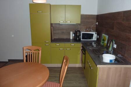 Ferienwohnung 2 Zimmer Küche Bad 3Betten - Uelzen - Apartmen