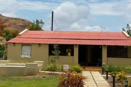Farmhouse near nashik homestay, MTDC approved