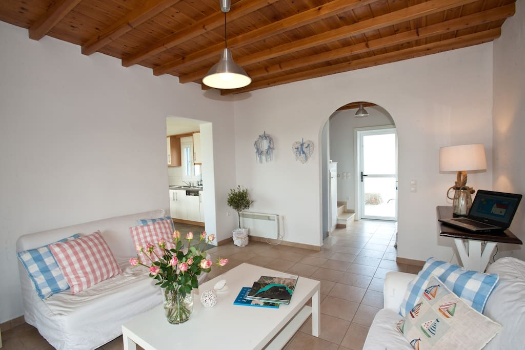 Living room -sitting area