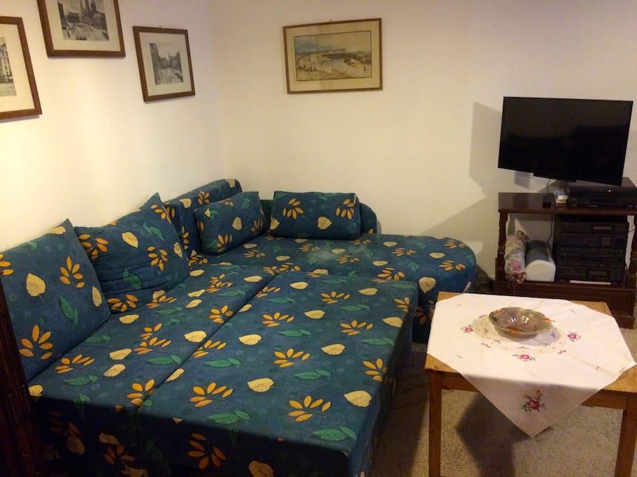 Big sofa Bed