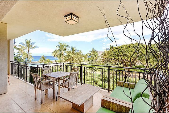 2BR/2BA Ko Olina Beach Villas 3rdFloor Beach Tower