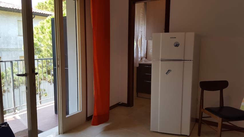 grazioso appartamento trilocale