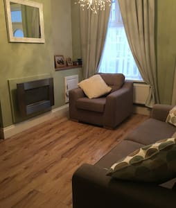 Comfortable Double in Terrace House - Leicester - Haus
