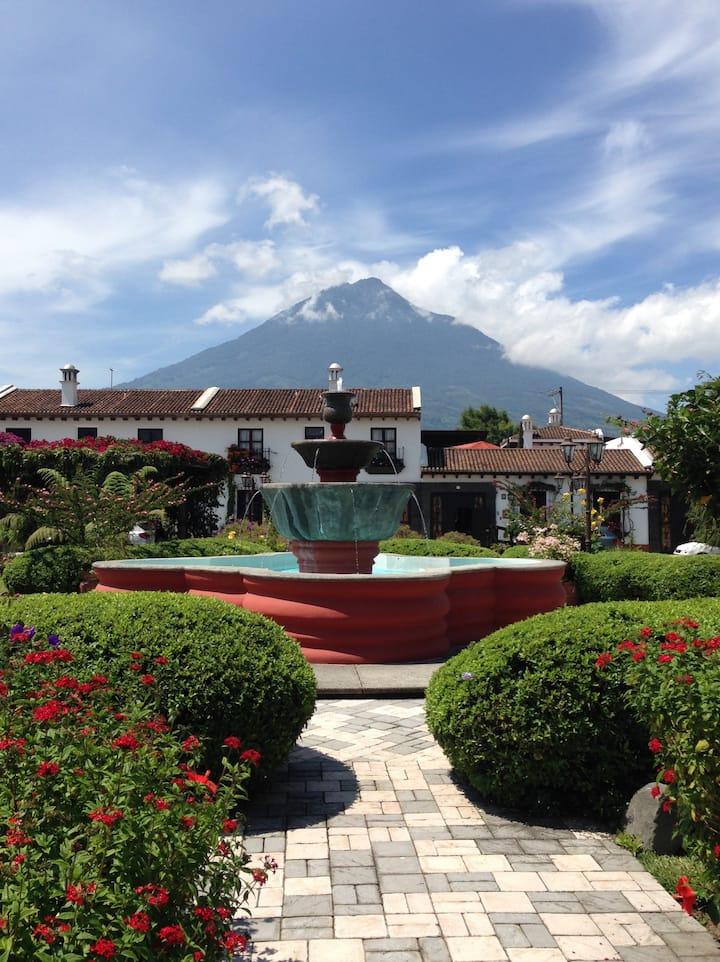 Antigua Guatemala, un paraìso colonial.