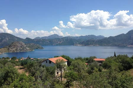 An amazing sea-viewed B&B House in Selimiye... - Muğla - Villa