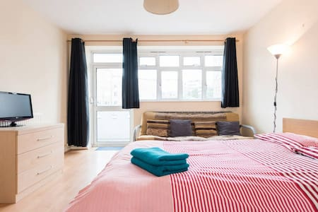 A.In Central London-Private BedRoom - London - Apartment