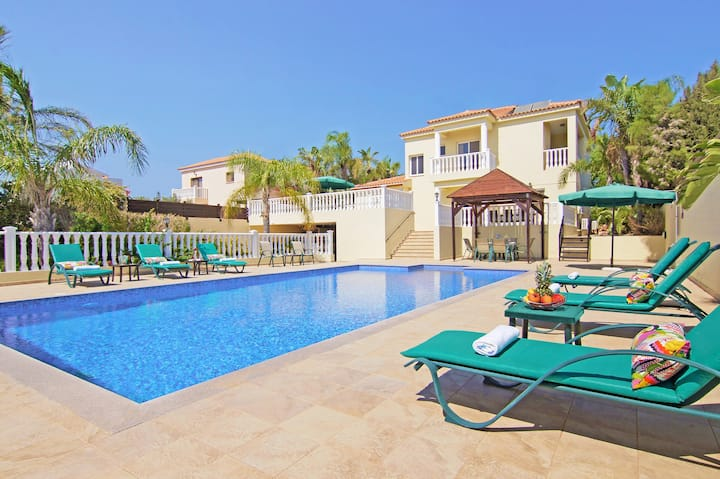 Ayia Napa Villa CLEOPATRA with large private pool