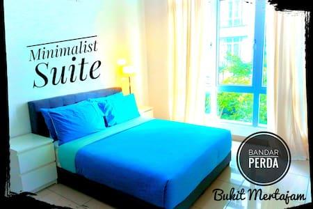 "Minimalist Suite @ 3 Room Condo 65"" 4K UHDTV WiFi"