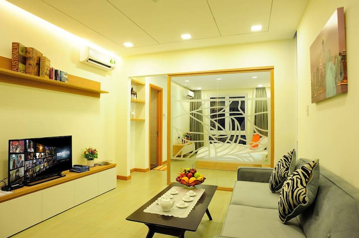 Tran's Boutique Apartment - Ho Chi Minh City - Apartment