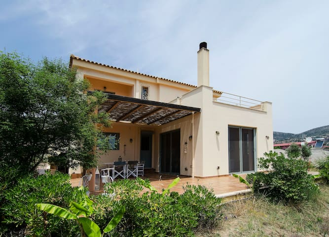 Country Villa near Cap Sounio