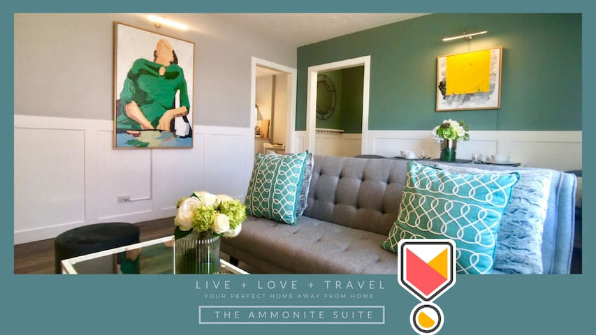 ⭐2a ❤️The Ammonite Suite⭐2 BD⭐