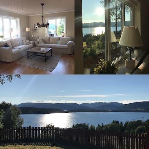 Hus i vackra Jormvattnet, Jämtland