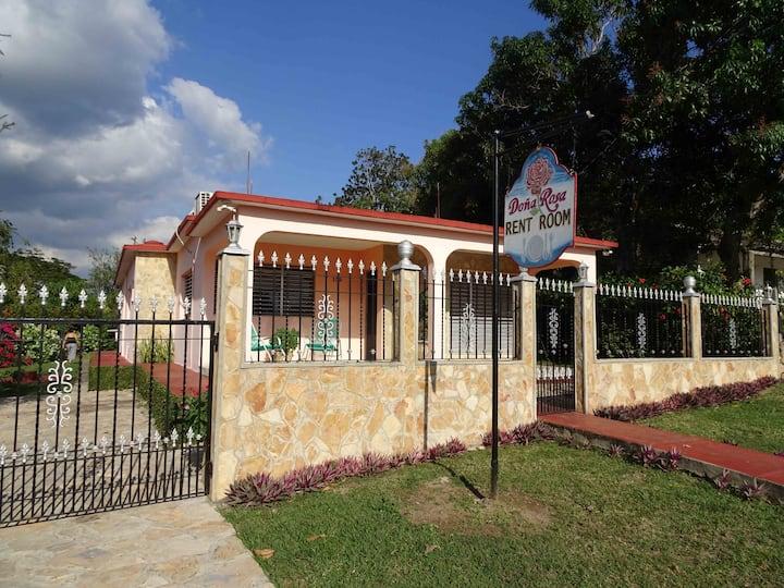 Casa Dona Rosa Room 2 (Soroa)