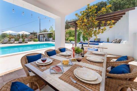 La maison andalouse spectaculaire loin de chez elle!